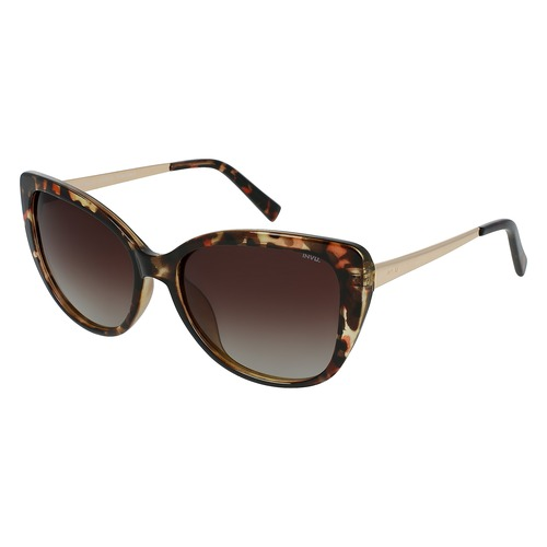 INVU Utra Polarized Demi/Gold Men Sunglasses